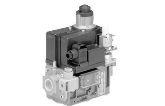 vr400|系列燃气组合电磁阀|honeywell